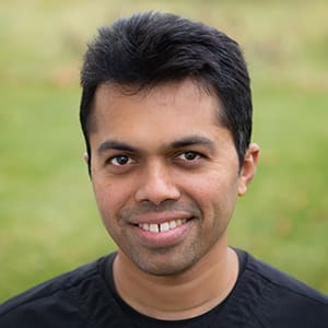 Dr. Shetty, Fort Malden Dentistry, Amherstburg